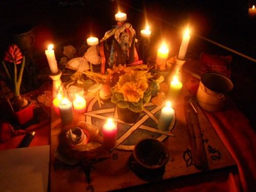 hechizos de amor con magia negra